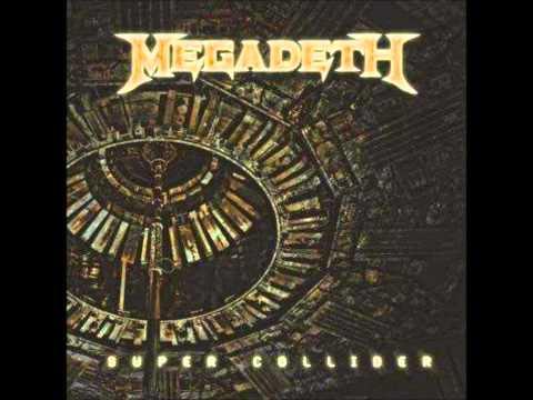 Megadeth - Dance In The Rain