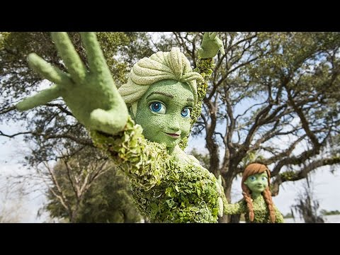 MouseSteps Weekly #136 Port Orleans Resort Mardi Gras; Epcot Flower & Garden Prep; Madame Tussauds