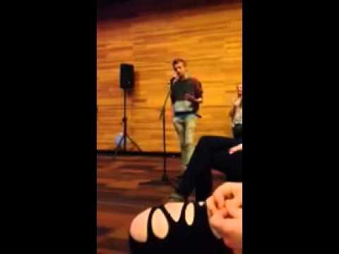 Teenager asks Jennifer Morrison out