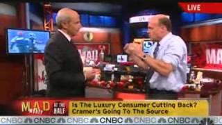 Cramer Interviews Loews CEO