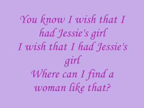 Jessie's Girl Lyrics