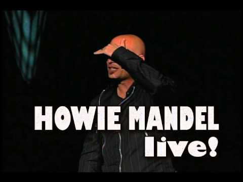 Howie Mandel to Perform at Silver Creek Event Center September 12, 2014