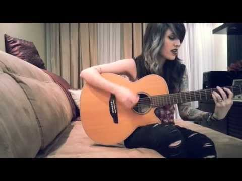 Drown - Camila Vieira (bring Me The Horizon) Cover - Chords In Description video