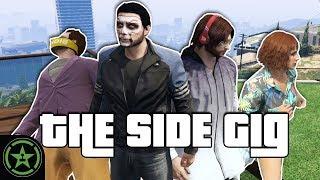 THE SIDE GIG - GTA V Heist Lite | Let's Play