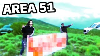 Talking To Area 51 Camo Dudes (UNEXPECTED REACTION)