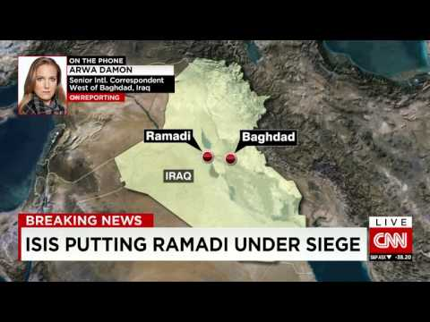 Iraq Official Warns Ramadi Could Fall To ISLAMIC STATE Offensive