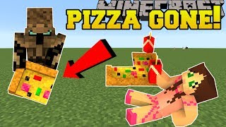 Minecraft: PIZZA IS GONE!!! - Would You Rather - Mini-Game