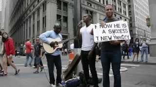 "Black Broadway actors honor Michael Brown and others with ""Imagine"" & ""What"