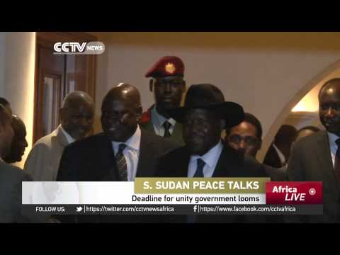 South Sudan talks deadline looms