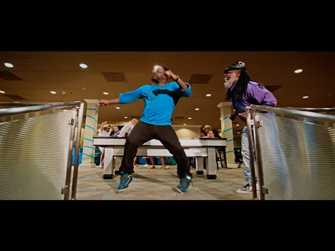 Make That Sh*t Work T-Pain ft. Juicy J official DANCE video | Willdabeast Adams & Janelle Ginestra