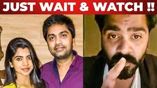"""If You are a True STR Fan Just Wait & Watch"" Simbu's Sister Elakkiya Bold Statement"
