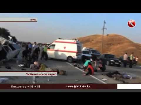 Новое смертельное ДТП шокировало Южный Казахстан