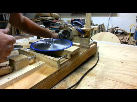 Woodworking tips blade cleaning sharpening