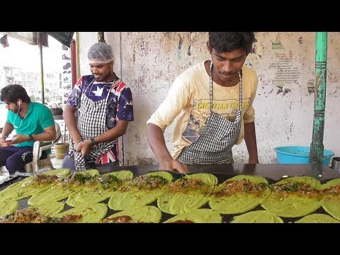 Hyderabadi Spice Upma Masala Dosa | Only 20 Rs Per Plate | Street Food Hyderabad