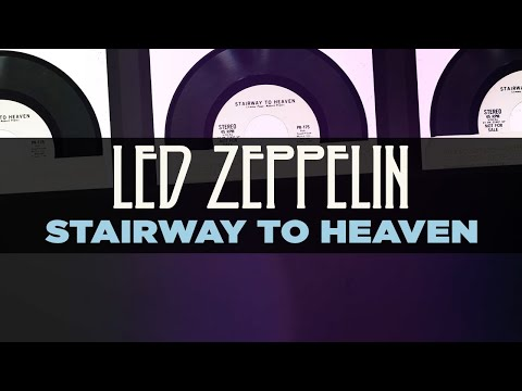 Led Zeppelin - Stairway To Heaven (Official Audio)