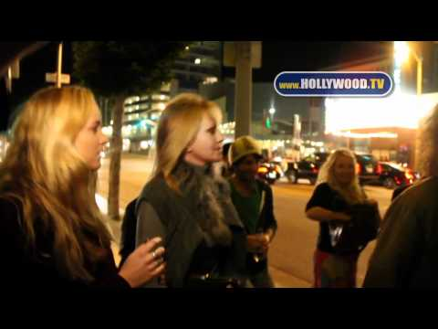 Melanie Griffith and Dakota Johnson go to Sting in concert