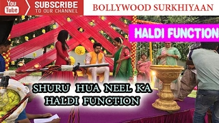 Naamkaran | 25 May 2017 | Haldi Function | Latest Upcoming Twist | Star Plus Tv Serial News