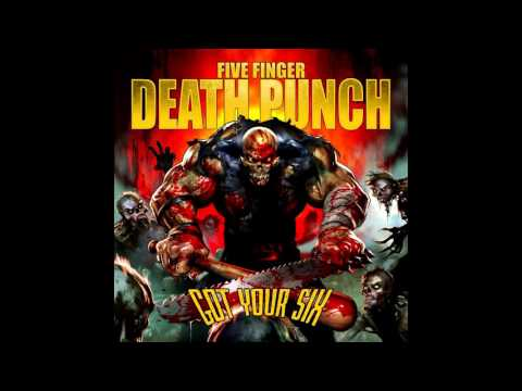 Five Finger Death Punch - No Sudden Movement