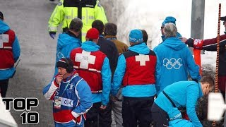Top 10 Craziest Deaths At The Olympics