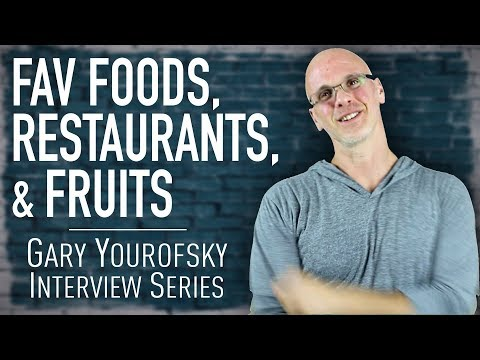 What Kind of Vegan is Gary Yourofsky + His Favorite Food, Fruits, & Restaurants