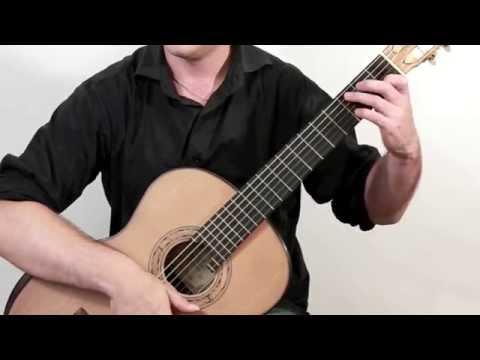 Fernando Sor - Study No 1 Opus 60
