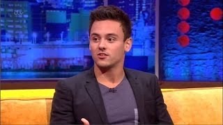 """Tom Daley"" On The Jonathan Ross Show Series 5 Ep 9 7 December 2013 Part 1/5"