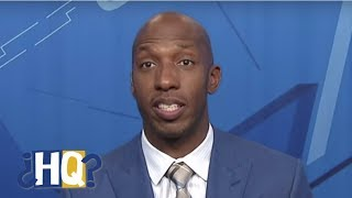 Chauncey Billups tells story of saving J.R. Smith's life from Kenyon Martin