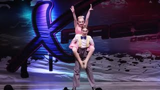 Brady & Pressley's Duet (Geek Gets The Girl) | Dance Moms | Season 8, Episode 4