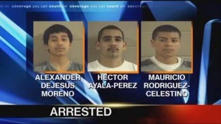 3 Latino Gangsters destroy Trump sign & Pull Gun & threaten to kill Trump supporter