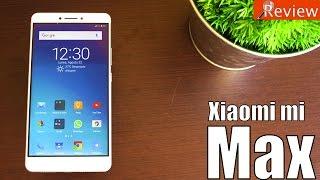 Análisis Xiaomi mi Max: un brutal smartphone de 6,44