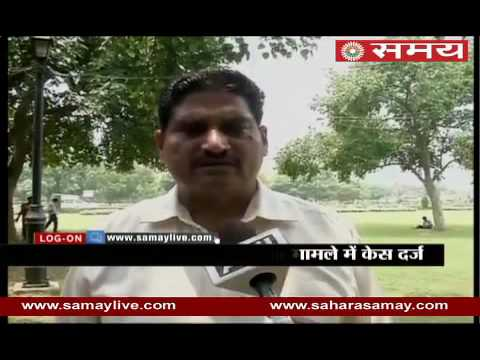 MK Meena on FIR against Sheila Dikshit and Kejriwal