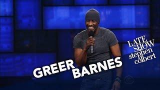 Greer Barnes Performs Standup