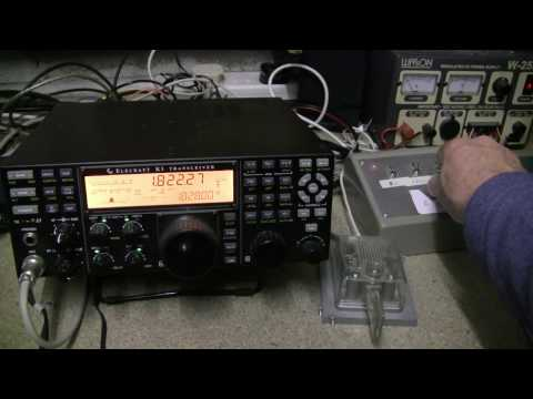 k9ay loops - VA5DX at G4AMT on 160m