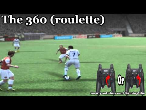 FIFA 13 PS2 Tricks & Skills Tutorial HD