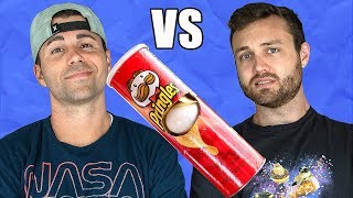 EGG DROP - Mark Rober vs William Osman