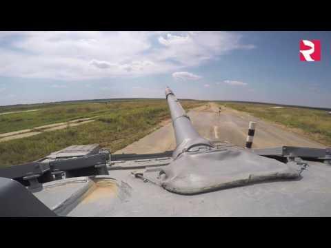 Rusia en la olimpiada para tanques de combate