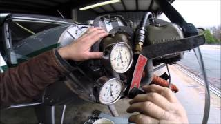 LIGHT AIRCRAFT ENGINE COMPRESSION TEST PROCEDURE