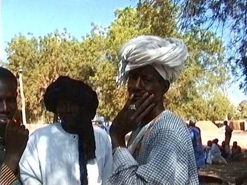 Gambia - Banjul Albert Markt