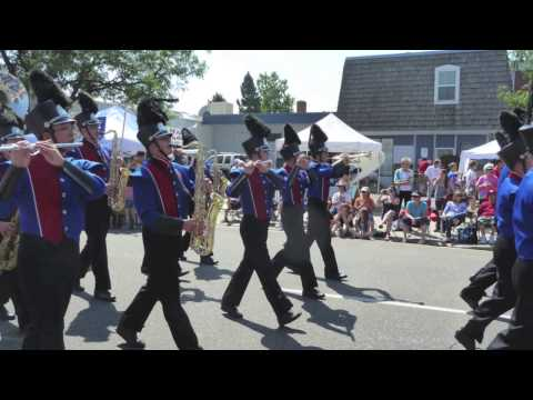 Cherry Creek High School Marching Band Slideshow - 2012