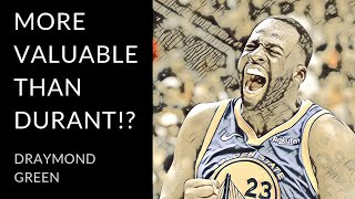 The Warriors 2nd most valuable player | Draymond Green
