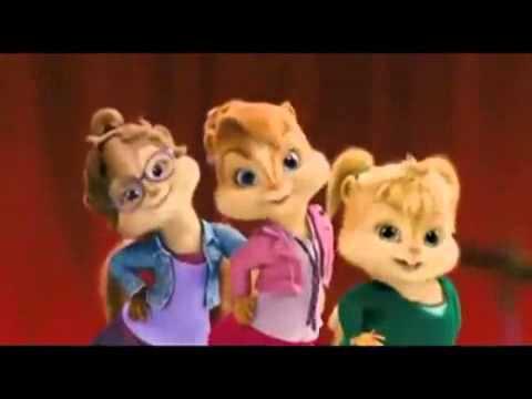 Chipettes الرقص واكا واكا