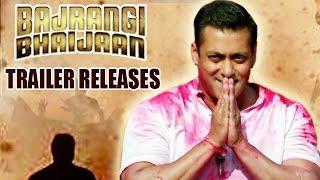 Bajrangi Bhaijaan Official Trailer Releases Ft. Salman Khan, Kareena Kapoor, Nawazuddin Siddiqui