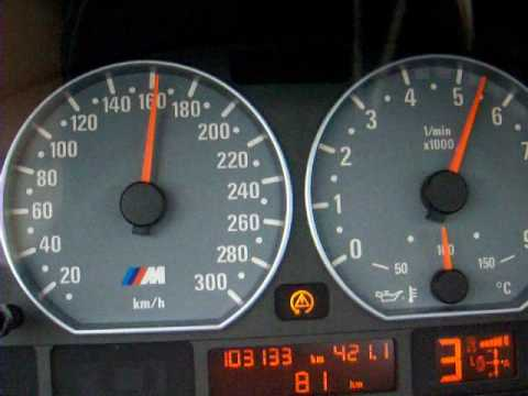 Bmw E46 M3 >> BMW M3 E46 0-200 km/h - YouTube