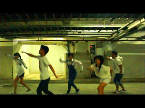 Agnes Monica . Paralyzed ( English Version ) Dance Choreographer #nezacademy video