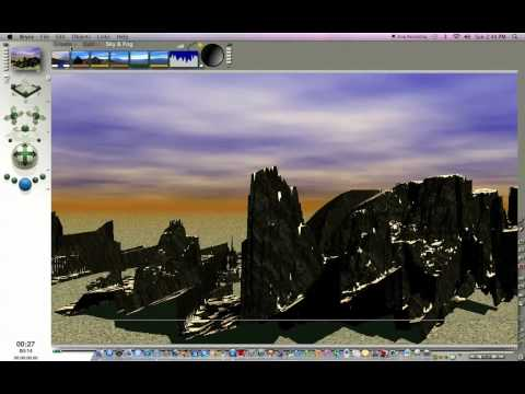 Mountain Project- Bryce 7 ( tutorial)