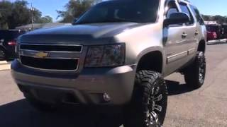 2012 Chevy Tahoe Lifted SUV - For Sale in Pensacola