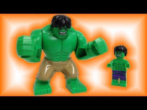 lego hulk vs lego cave troll - photo #3