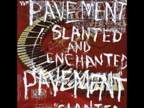 Pavement - In The Mouth Of A Desert