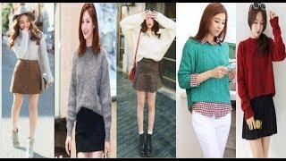 Xu hướng thời trang 2018: Cách Mix đồ thật dễ dàng và trẻ đẹp với áo len