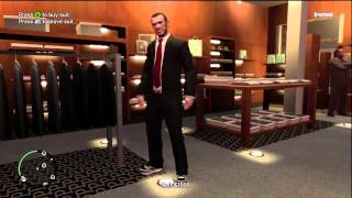 GTA IV Gameplay/Commentary [Part 40] - Buying Suits Russitaliench Style!